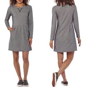 Patagonia Active Herringbone Dress Pockets Knit M